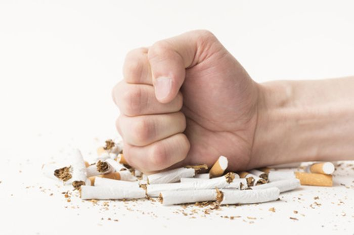 Mau Berhenti Merokok Tapi Sulit? Atasi dengan 5 Jurus Jitu Ini - Sonora.id
