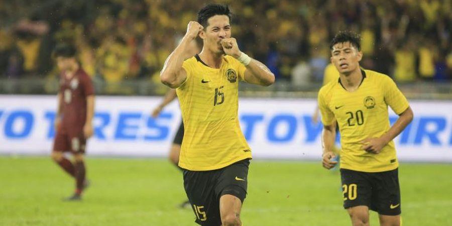Kualifikasi Piala Dunia 2022 - Timnas Malaysia Bakal Jalani 2 Laga Uji Coba