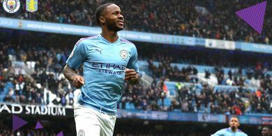 Raheem Sterling: Manchester City Tak Dihormati Layaknya Liverpool