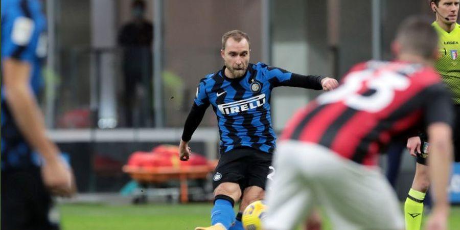 Christian Eriksen Akui Kesulitan Bersinar Bersama Inter Milan
