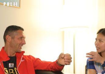 Ngobrol Empat Mata Bareng Greysia Polii, Legenda Inter Milan Punya Rahasia Ini!