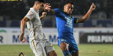 Persib Vs Arema FC, Omid Nazari Tak Masalah Banyak Pemain Absen