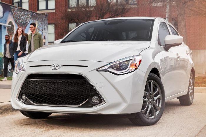 Toyota Yaris bermuka Mazda2 yang bakal hadir di Amerika Serikat