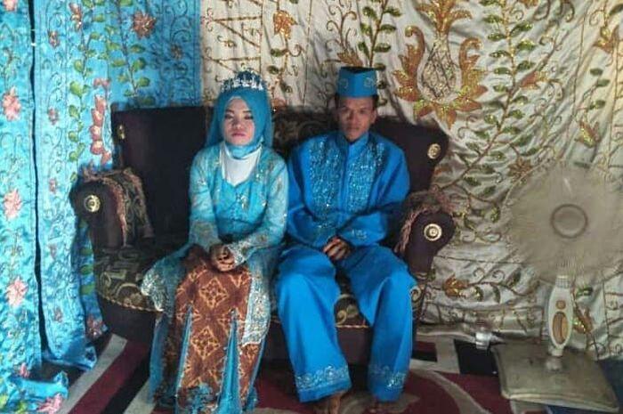 Penjelasan mempelai wanita mengapa dirinya menangis saat pernikahan