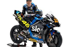 Jelang Debut di MotoGP 2021, Luca Marini Bongkar Kelebihan Ducati Ketimbang Pabrikan Lain