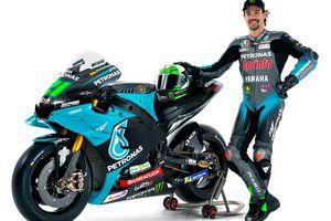 Bak Seniman Roda Dua, Franco Morbidelli Digadang-gadang Juara Dunia MotoGP 2021