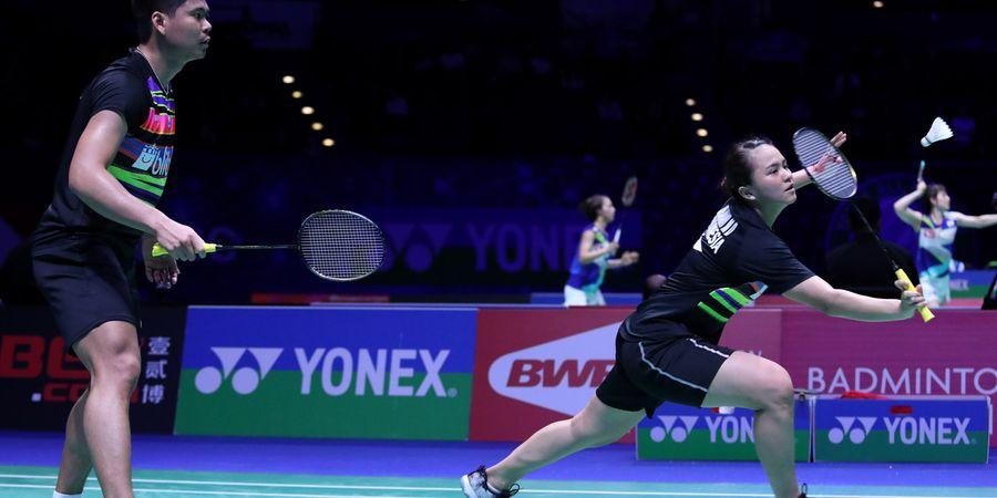 Hasil Kejuaraan Asia 2019 - Praveen/Melati Cuma Butuh 22 Menit untuk ke Babak Ke-2