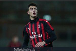 Kondisi Terbaru Pemain AC Milan Daniel Maldini yang Positif Virus Corona
