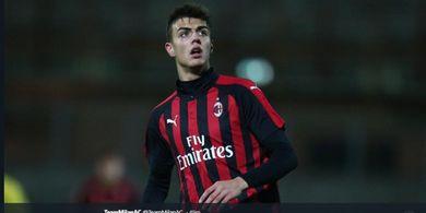 Susunan Pemain Spezia vs AC Milan - Anak Bos Jadi Starter untuk Pertama Kali