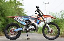 Yamaha RX-King Naik Kasta Jadi Special Engine, Siap Garuk Tanah