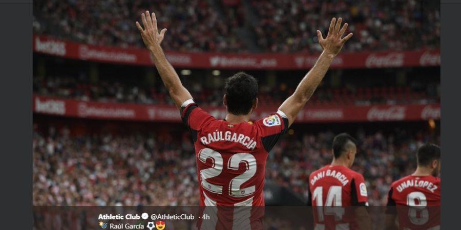 Hasil Lengkap Liga Spanyol - Real Madrid Menang, Tim Semenjana Kuasai Klasemen