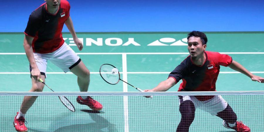 Jadwal Hari Pertama Thailand Open 2019 - 7 Wakil Ganda Putra Indonesia Siap Berlaga