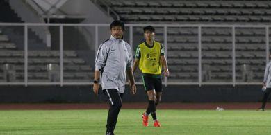 Harapan dan Pesan Indra Sjafri Jelang Laga Timnas U-22 Indonesia Kontra Vietnam
