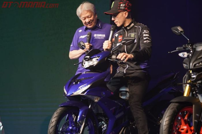 Maverick Vinales kasih komentar buat Yamaha New MX King