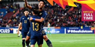 Rekap Penghargaan Piala Asia U-23 2020, Thailand Raih Satu Gelar