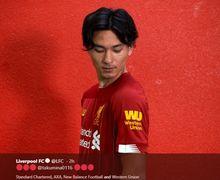 Hadiah Piala Dunia Klub 2019 Hanya Separuh Harga Pembelian Takumi Minamino