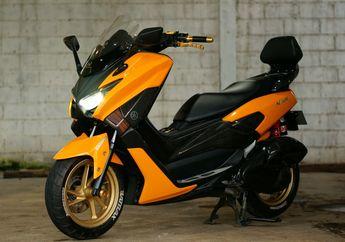 Punya Tampang Sangar, Ternyata Lampu Depan Yamaha NMAX Ini Pakai Punya Motor Lain