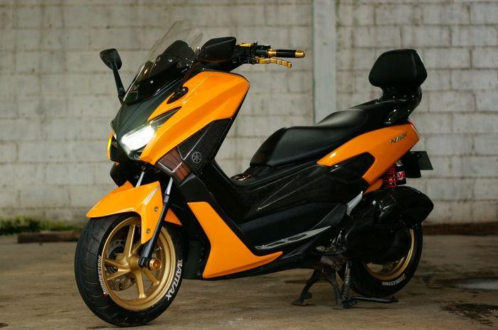 Yamaha NMAX bodi kit Lent