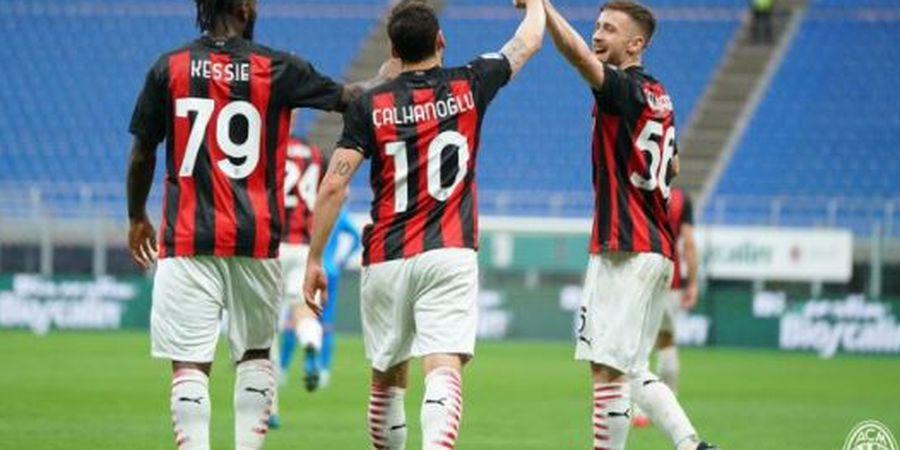 Soal European Super League, AC Milan Diklaim Tak Terganggu dan Fokus