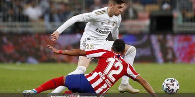 Starting XI Real Madrid vs Sevilla - Misi Lengserkan Barcelona