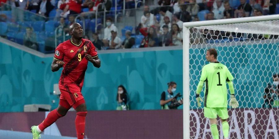 Link Live Streaming EURO 2020 Belgia Vs Portugal - Saksikan Adu Tajam Romelu Lukaku dan Cristiano Ronaldo  di Mola TV Melalui Akses BolaSport.com