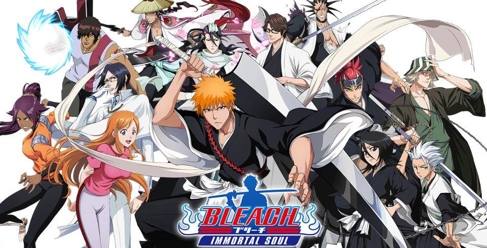 Bleach: Immortal Soul, Game Mobile Dengan Tema Anime 'Bleach' - Semua Halaman - Grid Games