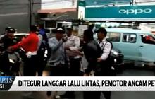 Ditegur Malah Enggak Terima dan Ancam Petugas, 6 Orang Pemotor Jadi Tersangka