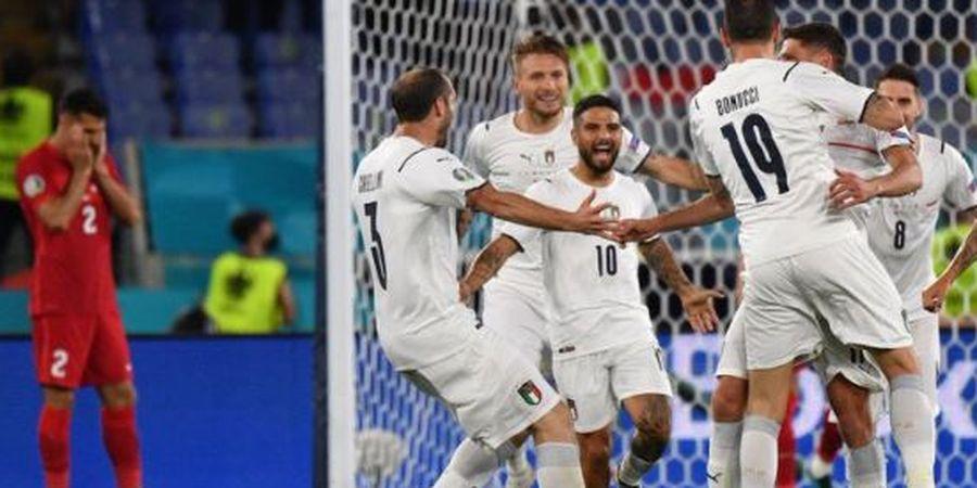 Berita EURO 2020 - Mampu Atasi Kelemahan, Italia Bikin Pelatih Prancis Terkesan