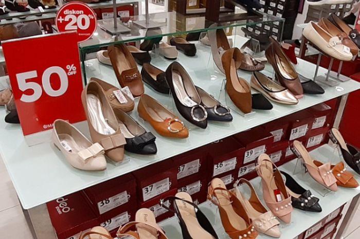 Banjir Diskon Ini 7 Flat Shoes Fladeo Di Bawah 250 Ribu Di