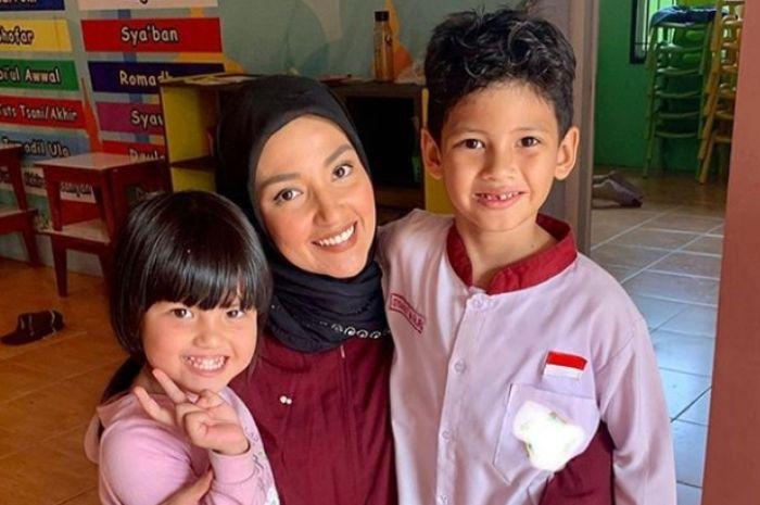 Tsania Marwa Berdoa Bisa Bertemu Anak Bungsunya: Insya ...