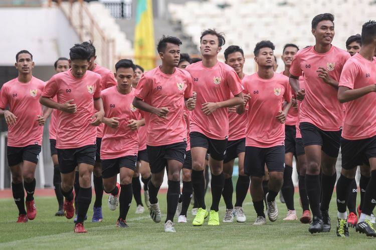 Masih Tunggu Kepastian TC, Timnas U-19 Indonesia Rutin Jalani Latihan Virtual
