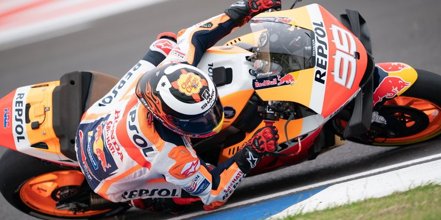 Jorge Lorenzo Siap Bangkit di MotoGP Americas 2019