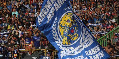 Persib Bandung Vs Arema FC - Aremania Diminta Tak Hadiri Pertandingan