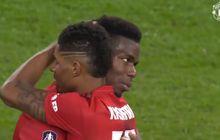 Begini Kondisi Paul Pogba dan Marcus Rashford Usai Latihan di Man United