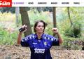 Divonis Kanker Rahim, Aktris ini Lakukan Hal Aneh di Hutan Memakai Jersey Real Madrid