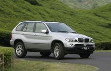 BMW X5 E53 3.000 cc Bisa Tukar Komponen Sama BMW 330i E46 dan 530i E39