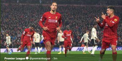 Virgil van Dijk Sebut Satu Pemain Manchester City yang Paling Sulit Dijaga