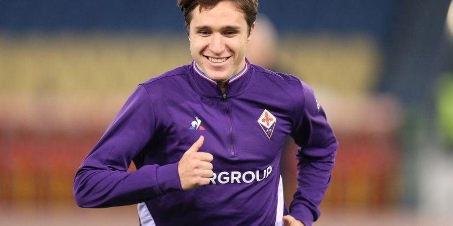 RESMI - Lepas Douglas Costa, Juventus Dapatkan Federico Chiesa