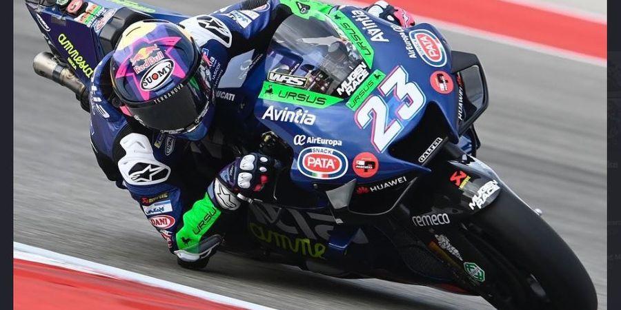 Sangar di MotoGP Emilia Romagna 2021, Enea Bastianini Tetap Pakai Motor Lawas Musim Depan