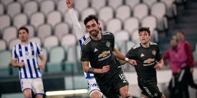 Susunan Pemain Man United Vs Real Sociedad - Bruno Fernandes Jadi Kapten, Maguire Minggir