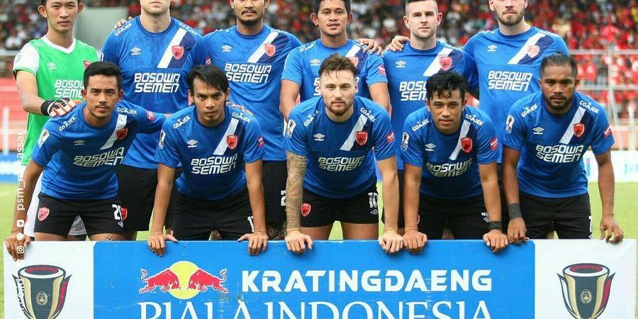 PSM Makassar: Maaf, Kami Tim Pelit