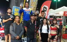 Wawan Tembong Kembali Bikin Bangga Indonesia di Ajang Stuntride Asia