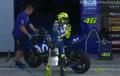 Kinerja Kru Pit Buruk, Valentino Rossi Marah Besar Jadi Start Ke-12