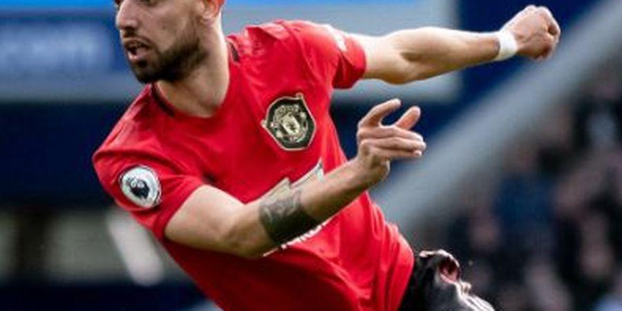 Jadi Rekrutan Terbaik Januari, Bruno Fernandes Sejajar Dengan Legenda Man United