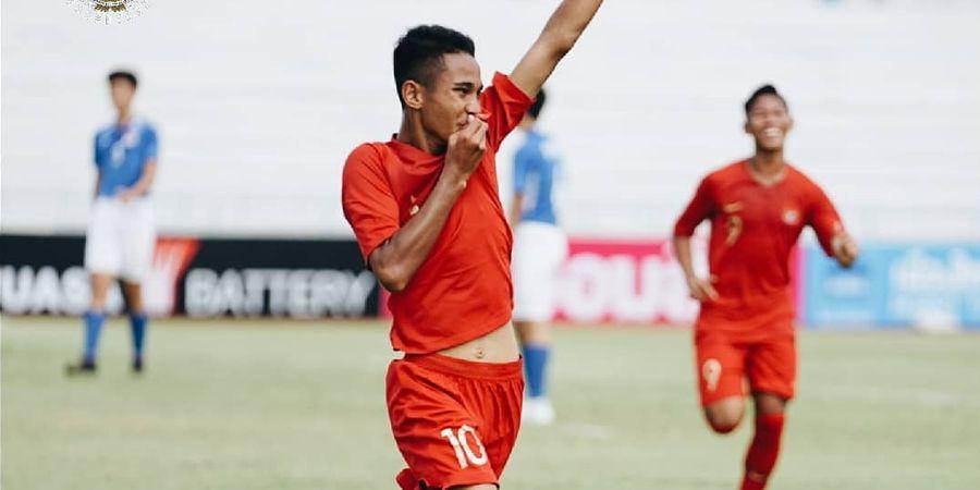 Pilar Timnas U-16 Indonesia Tersubur pada Kualifikasi Piala Asia U-16