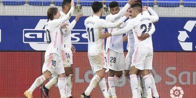 Tumbangkan Atalanta, Real Madrid Selamatkan Muka Wakil Spanyol di Liga Champions