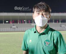 Timnas Indonesia Vs UEA - Geregetan Shin Tae-yong dengan Wasit Ahmad Al Ali