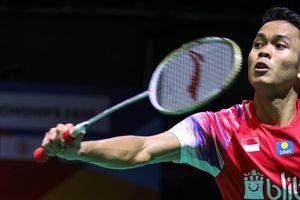 Hasil PBSI Home Tournament - Anthony Ginting Petik Kemenangan Pertama