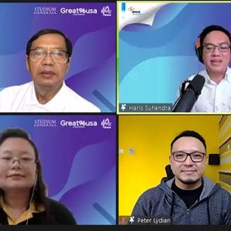 Berdayakan UMKM, BINUS dan Facebook Indonesia Berkolaborasi Hadirkan Pelatihan