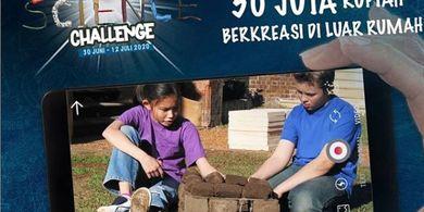 Mola TV Tawarkan Hadiah Rp 50 Juta Lewat Kids Science Challenge, Begini Cara Mengikutinya